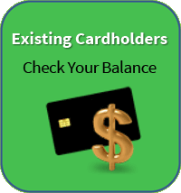 Existing Card Holders Login Here